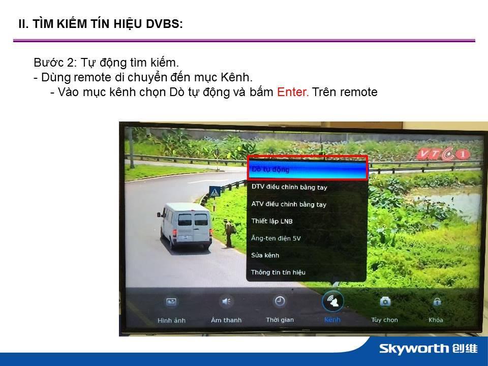 tivi led màn hình phẳng skyworth 32inch giá rẻ