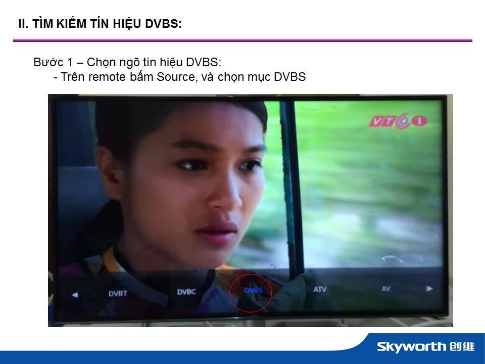 tivi led màn hình phẳng skyworth 32inch