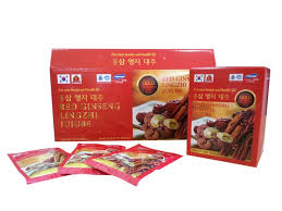 hong sam linh chi - RED GINSENG