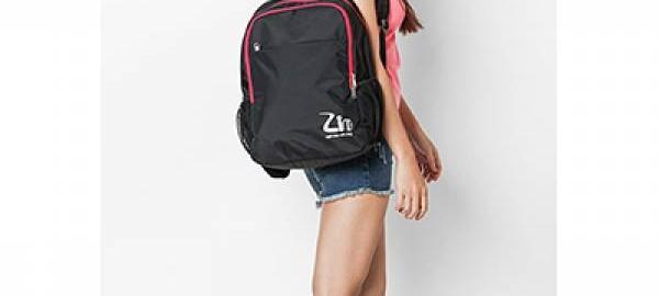 BALO ZIN ZIN BLACK/PINK gia si simplecarry