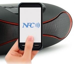 Loa không dây bluetooth JY-17 kết nối NFC