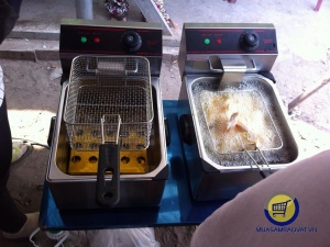 Bếp chiên đa năng sử dụng điện ET-ZL1 ET-ZL2