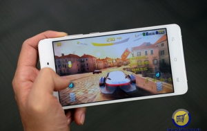 Smartphone cau hinh mạnh giá rẻ vivo v3 max