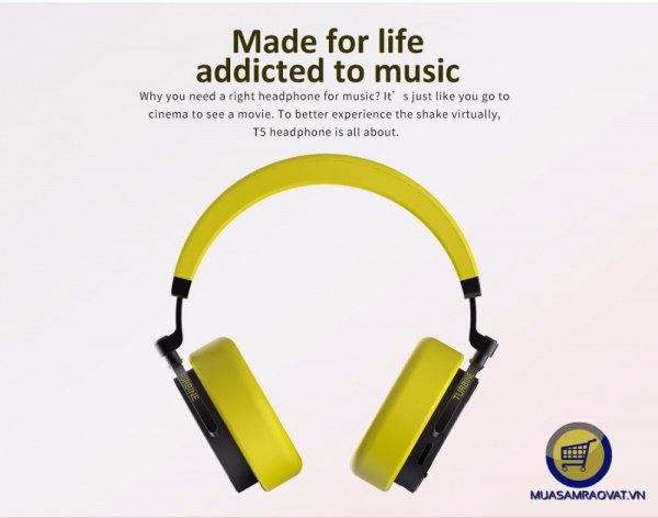headphone bluedio không dây