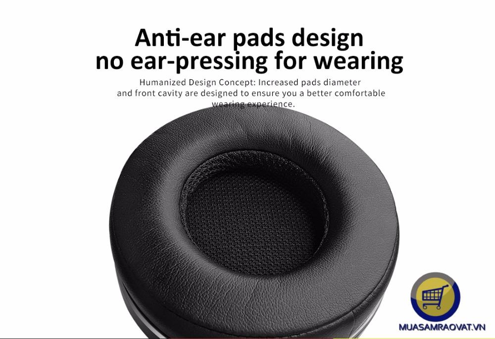 phụ kiện tai nghe headphone bluedio t5